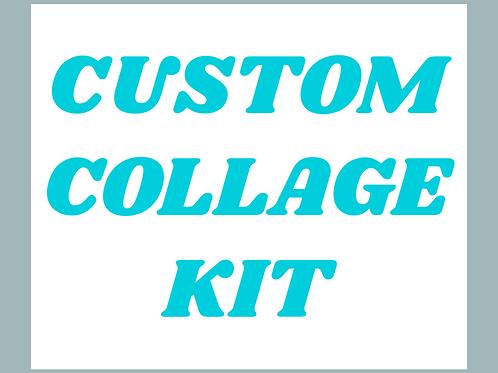 Custom Collage Kit