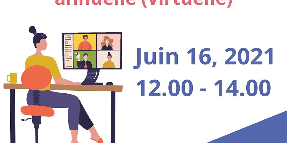 Assemblée générale annuelle (virtuelle)