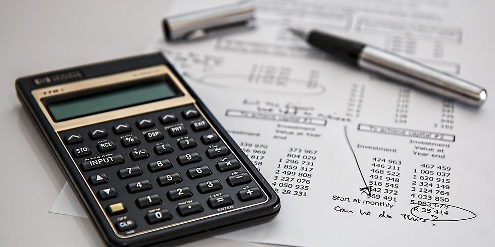 CCFH Atelier #2- La comptabilité et les impôts