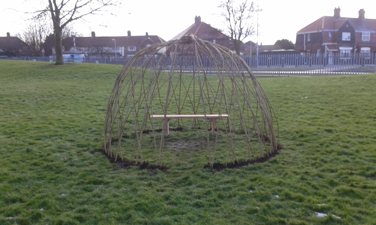 bench dome