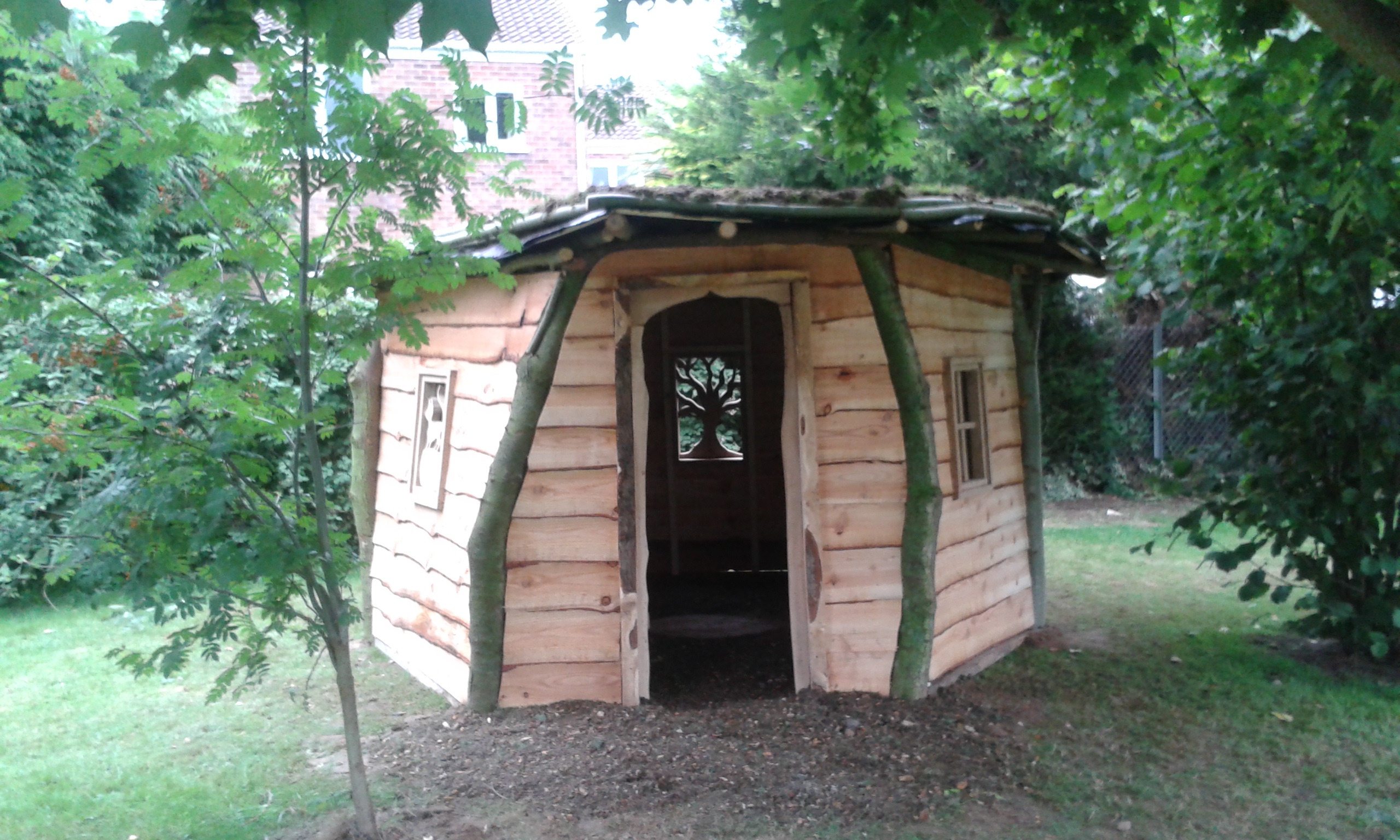Wonderful Woods Hobbit Playhouse