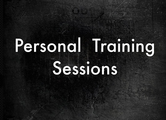 10 Personal Training Sessions
