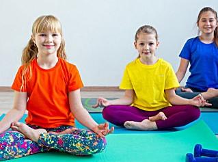 Yoga pour tous les enfants !