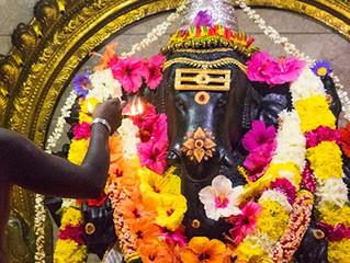 D'ici au 12 Sept : Ganesha Chaturthi