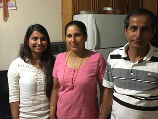 Réfugiés népalais, Jérômiens depuis 10 ans