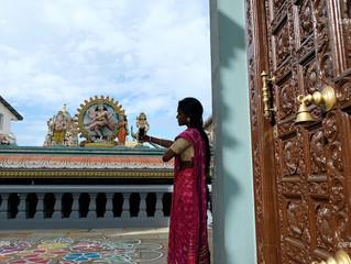 Saint Denis - Le temple tamoul célèbre son centenaire