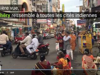 Inde : à Pondichéry, un étrange parfum de France