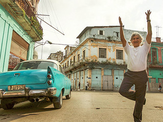 Le parrain du yoga cubain