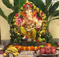 ganesha chaturthi shrine.jpg