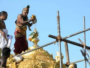Le temple, un être vivant !