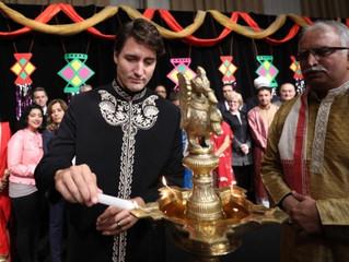 Déclaration du premier ministre à l'occasion de Diwali et de Bandi Chhor Divas