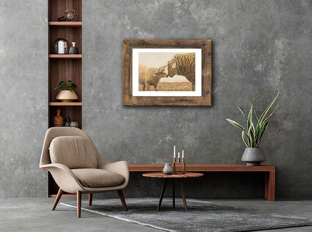 Tendres-câlins-papier-salon-cadre13x19.j