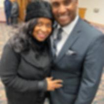 President and Mrs. Roger Bernard .jpg
