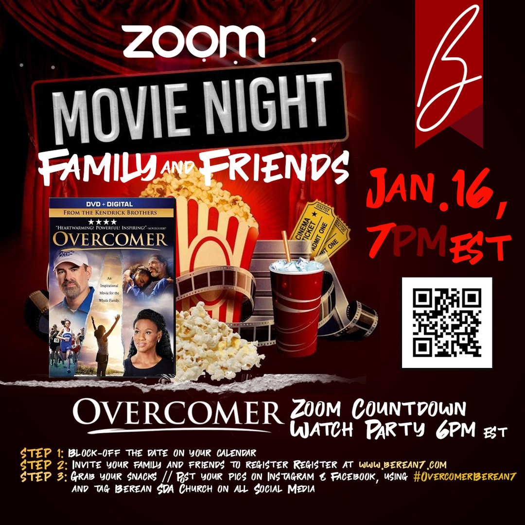 Register For Movie Night