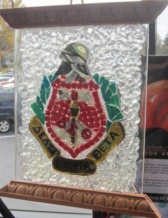 Delta Sigma Theta Emblem