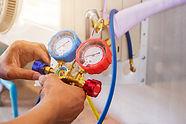 Air Conditioning Repair Gauge