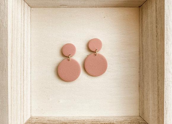 Tina Earrings - Polymer Clay