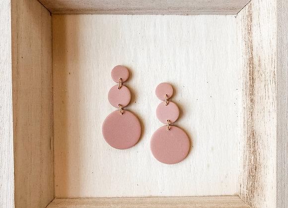Aubrey Earrings - Polymer Clay