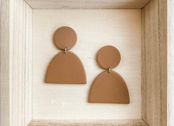 Beth Earrings - Polymer Clay