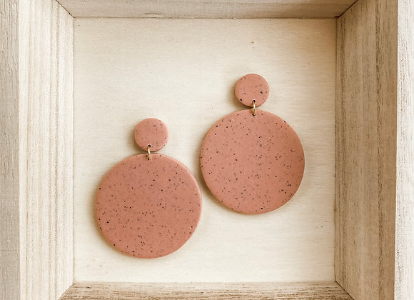 Carrie Earrings - Polymer Clay