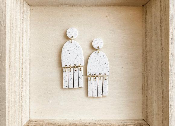 Emma Earrings - Polymer Clay