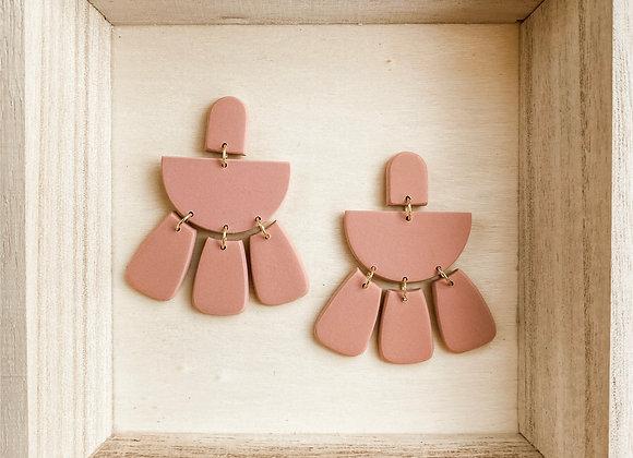 Delilah Earrings - Polymer Clay