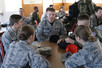 Staff Training Weekend (STW) Prepares Cadre for Summer Cadet Training Schools