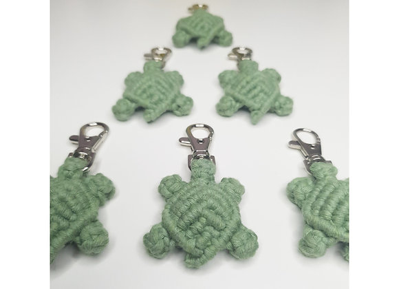 Mini Turtle Keyring