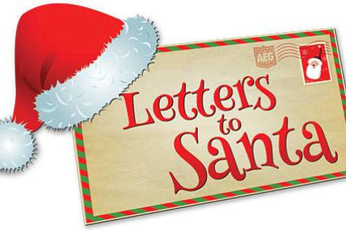Receive Personalized Mail From Santa