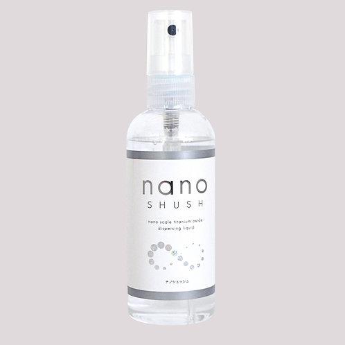 ナノシュッシュ100mlスプレーボトル