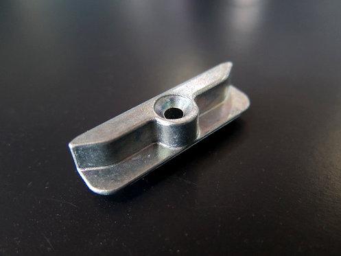CD Locking Plate/ตัวรับล็อคประตูบานเปิด