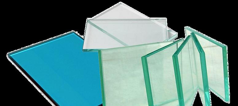 กระจกชนิดต่างๆ ที่ใช้กับประตูหน้าต่าง uPVC