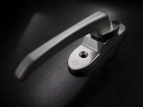 Grand Crescent Lock R, Silver