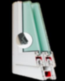 ยาง EPDM ซีลกระจก ประตู หน้าต่าง uPVC HEVTA
