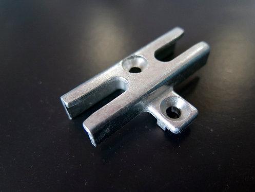 CW locking plate of mushroom gear