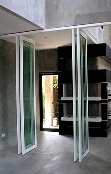Pivot Door System