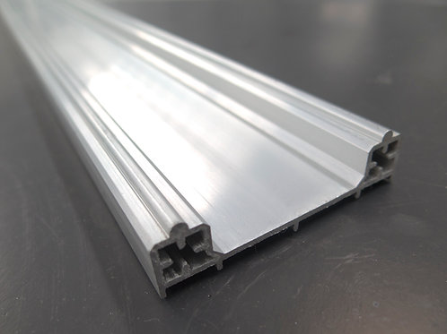 sliding aluminium threshold PM profile