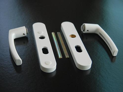 Handle SD gear lock set/มือจับบานเลื่อนมีล็อค