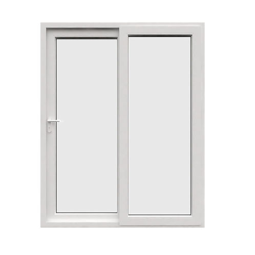 ประตูบานเลื่อนคู่มาตรฐาน