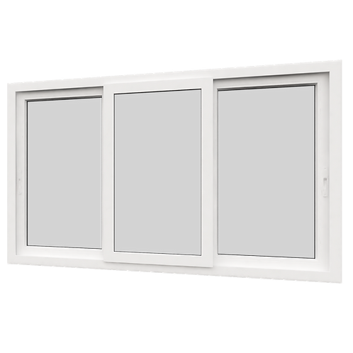 หน้าต่างบานเลื่อนสาม