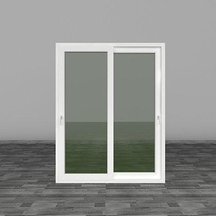 ประตูบานเลื่อนคู่