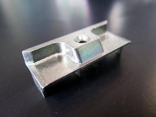 False Mullion Locking Plate/ตัวรับล็อคติดบังใบ