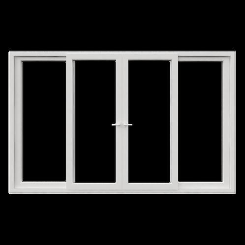 ประตูบานเลื่อนสี่