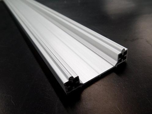sliding aluminium threshold STD profile