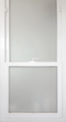 UPVC Hung window