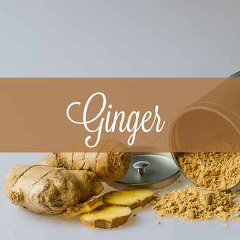 Common Scents: Ginger