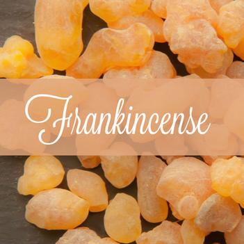 Common Scents: Frankincense