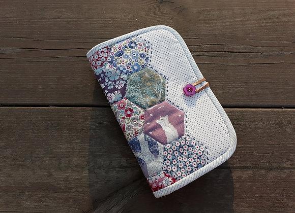 Tilda Fabric kit, Hexagon Sewing Organizer