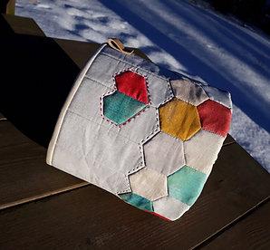 Round Hexagon Basket pattern