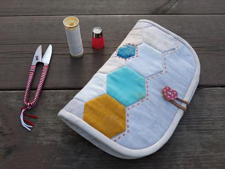 Hexagon Sewing Organizer